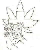 Mascot Buddy by POW Paul Shaw