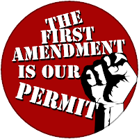 The First Amendment is Our Permit